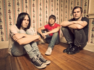 The Cribs at O2 Academy in Bristol on 16 May 2017