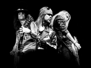 Guns 2 Roses at O2 Academy in Bristol on 1 September 2017