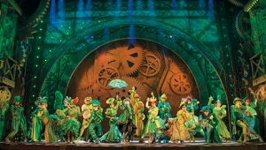 Wicked at Bristol Hippodrome on Tuesday 6 Feb to 3 March 2018