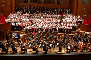 UWE Singers and Symphony Orchestra at Colston Hall in Bristol on 26 March 2017