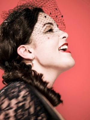 Caro Emerald at Colston Hall in Bristol on 9 April 2017