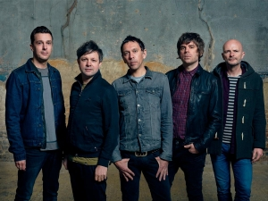 Shed Seven at O2 Academy in Bristol on 14 December 2017