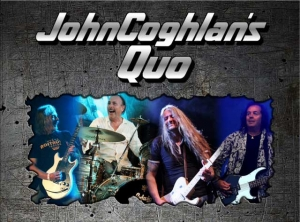JOHN COGHLAN'S QUO at The Fleece at  Bristol on 1 April 2017
