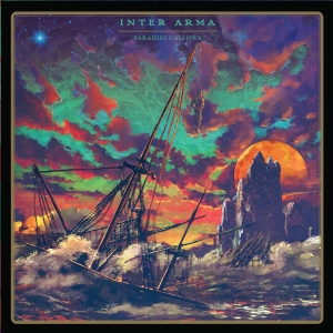 Inter Arma and Celeste at The Fleece in Bristol on 3 MAy 2017