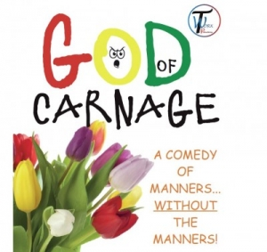 The God of Carnage at Alma Tavern in Bristol from 16-20 May