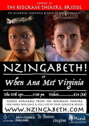 NZINGBETH! at The Redgrave Theatre in Bristol on 27 April 2017