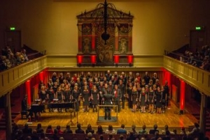 CITY VOICES BRISTOL - 'HEROES' at The Redgrave Theatre in Bristol on 25 June 2017