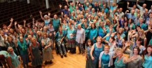 'PEOPLE OF NOTE' COMMUNITY CHOIR SUMMER CONCERT at The Redgrave Theatre in Bristol on 1 July 2017