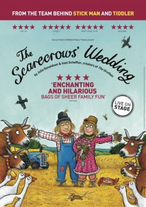 The Scarecrow's Wedding at The Redgrave Theatre in Bristol on 3 July