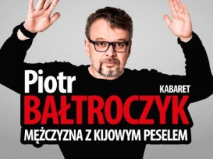 Polish Comedy Night: kabaret Piotr Baltroczyk at The Redgrave Theatre in Bristol on 29 July 2017
