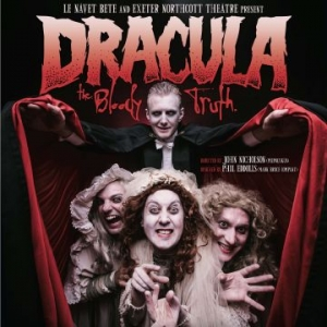 Dracula: The Bloody Truth at The Redgrave Theatre in Bristol from 20-23 September 2017