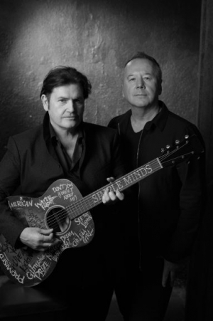 Simple Minds at Colston Hall in Bristol on 29 May 2017