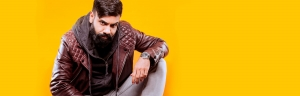Paul Chowdhry at Colston Hall in Bristol on 5 November 2017