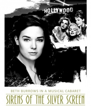 Sirens of the Silver Screen at The Alma Tavern Theatre in Bristol from 30 May to 3 June 2017