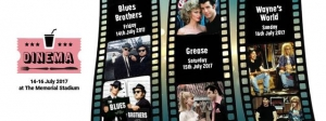 DINEMA Presents: Blues Brothers with DJ Cheeba