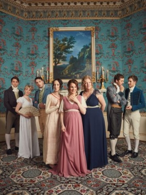 AUSTENTATIOUS: THE IMPROVISED JANE AUSTEN NOVEL at The Redgrave Theatre in Bristol on 18 November 2017