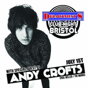 Department S Club Night Andy Crofts DJ Set at The Lanes