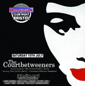 Department S Club Night Courteeners Tribute Night at The Lanes