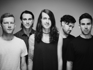 Mayday Parade - A Lesson in Romantics 10th Anniversary Tour at O2 Academy in Bristol on 29 September 2017