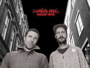 Sleaford Mods at O2 Academy in Bristol on Saturday 28 October 2017