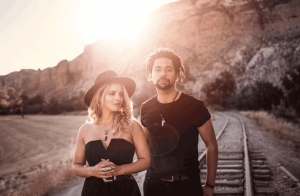 The Shires & Ward Thomas at The Colston Hall in Bristol on Friday 14 July 2017