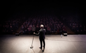 Stewart Lee at The Colston Hall in Bristol from Sunday 8 - Monday 9 October 2017