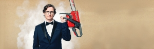 Ed Byrne: Spoiler Alert at The Colston Hall in Bristol on Thursday 8 March 2018
