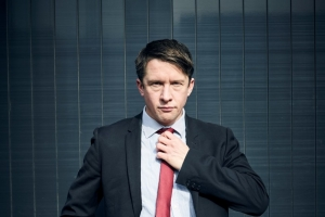 Jonathan Pie at The Colston Hall in Bristol on Friday 30 March 2018