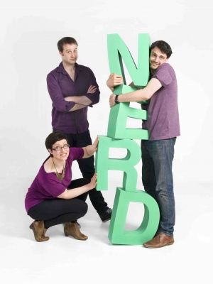 Festival of the Spoken Nerd: You Can't Polish a Nerd at The Redgrave in Bristol on 29 September 2017