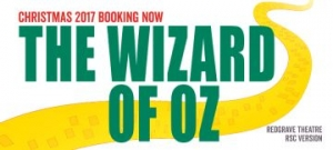 The Wizard of Oz presented by Bristol Old Vic Theatre School at The Redgrave in Bristol on 1-19 November 2017