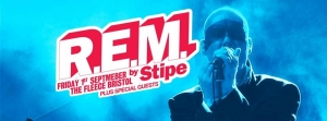 REM by Stipe at The Fleece in Bristol on Friday 1 September 2017
