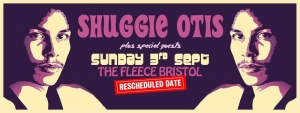 Shuggie Otis at The Fleece in Bristol on Sunday 3 September 2017