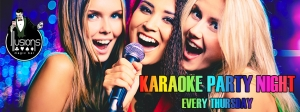 Karaoke and close-up magic at Illusions on Clifton Triangle - Thursday 7 December