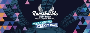 Ramshackle at The O2 Academy in Bristol on Friday 3 November 2017