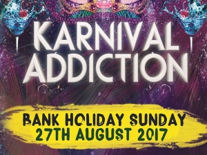 Karnival Addiction at O2 Academy in Bristol on 27th August 2017