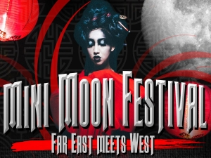 Mini Moon Festival featuring Fifi Rong and Makala Cheung
