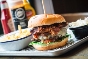 Lunch deals at Smoke Haus Bristol every Monday to Thursday - August 2017