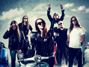 Epica at O2 Academy in Bristol on 8th April 2018