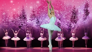 Russian State Ballet of Siberia's Nutcracker at Bristol Hippodrome from 15 January 2018