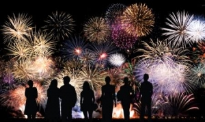 Downend Round Table Fireworks 2017