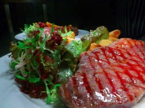 Steak Night every Thursday at The Cross Hands in Bristol - 2 November 2017
