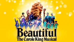 Beautiful: The Carole King Musical at Bristol Hippodrome from Tuesday 3rd to Saturday 7th April 2018
