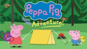 Peppa Pig's Adventure at Bristol Hippodrome on Wednesday 9th and Thursday 10th May 2018