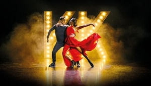 Strictly Come Dancing's Kevin and Karen at Bristol Hippodrome on Sunday 15th July 2018