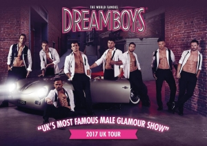 The Dreamboys Live at Bristol Hippodrome on Sunday 5th August 2018