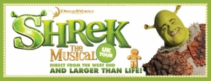 Shrek: The Musical at Bristol Hippodrome from Wednesday 8th-Sunday 19th August 2018