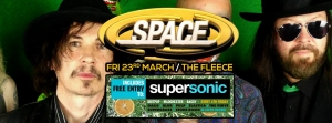 Space on 23rd March 2018 at The Fleece Bristol