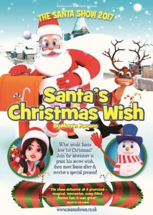 Santas Christmas Wish on the 21st December at the Redgrave Theatre