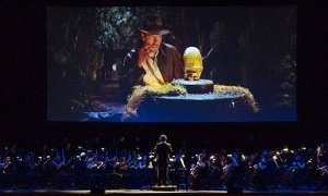 Raiders of The Lost Ark with Full Orchestra at Colston Hall in Bristol on Thursday 5th April 2018