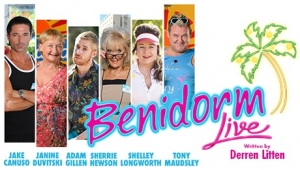 Benidorm Live Show at Bristol Hippodrome from 19th-24th November 2018
